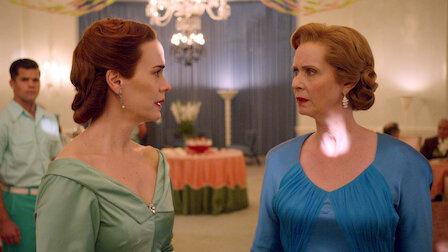 Ve El baile. Episodio5 de la temporada1.  Ratched temporada 1